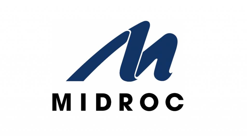 Midroc logo