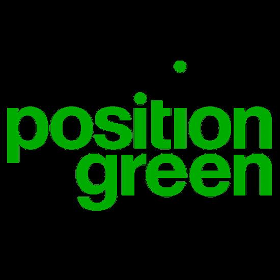 Samarbete position green greengoat