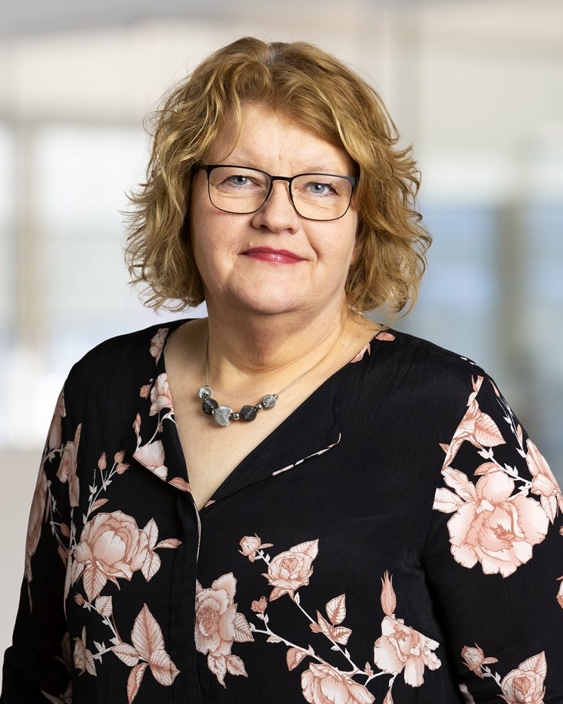 Christina Holgersson, VBG Group